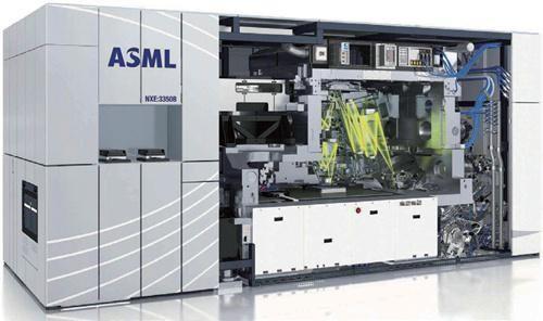 ASML announces the second-quarter financial report, sales of 4 billion euros