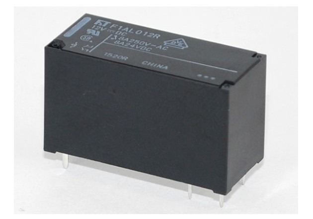 Fujitsu releases low-key, glow-compatible power relay series